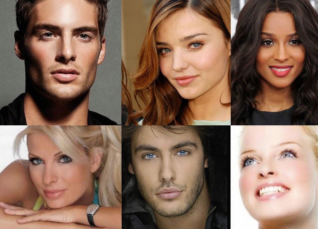 Διάσημα χείλη ηθοποιών και παρουσιαστών.
